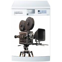 Sticker pour Lave Vaisselle Caméra