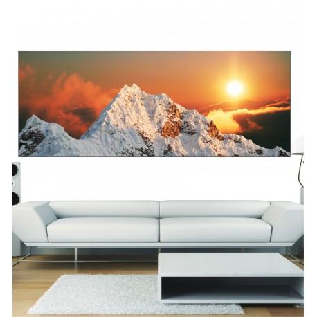 Papier peint panoramique paysage - Art Déco Stickers