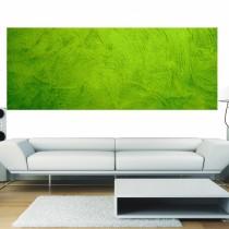 Papier peint panoramique fond vert