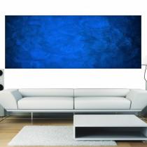 Papier peint panoramique fond bleu