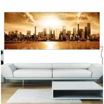 Papier peint panoramique City