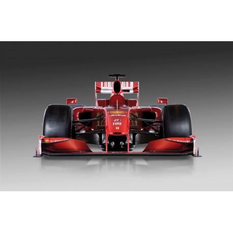 Affiche poster Ferrari Formule 1