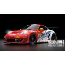 Affiche poster voiture Porsche Caymans