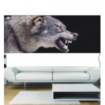 Papier peint panoramique Loup