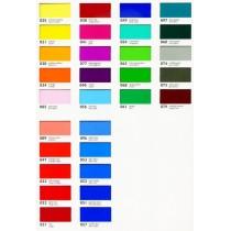 Stickers adhésif vinyle autocollant Couleurs Transparent