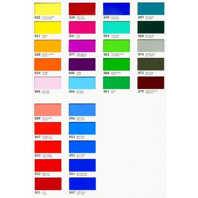 Stickers adh sif vinyle autocollant couleurs transparent - Chemin de table grande longueur ...