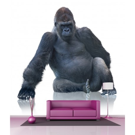 Stickers géant déco : Gorille