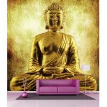 Stickers géant déco : Buddha