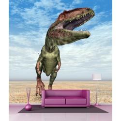 Stickers géant déco : Dinosaure