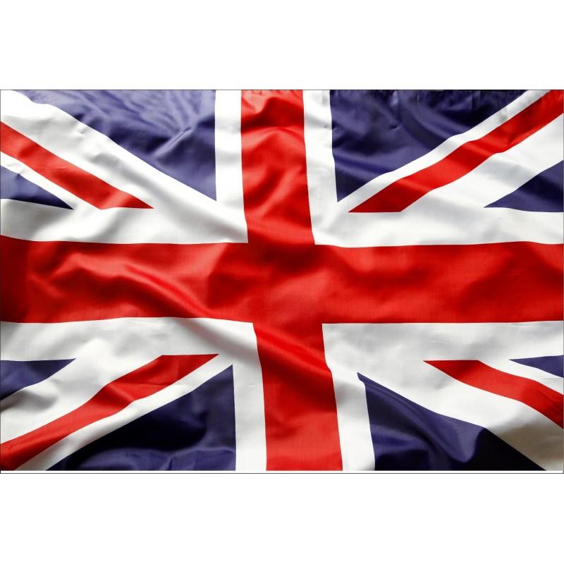 Stickers g ant d co drapeau anglais art d co stickers - Drapeau anglais a imprimer gratuitement ...