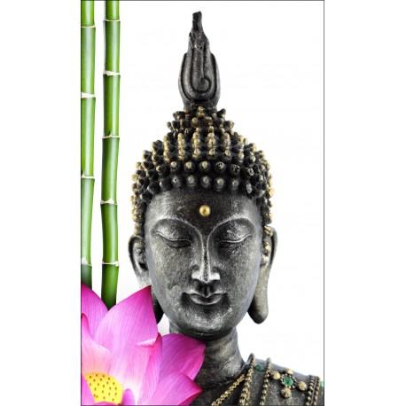 Sticker Bouddha Bambou