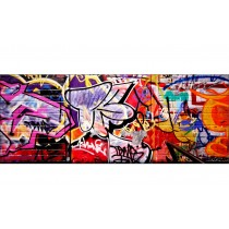 Brise-vue déco Tag Grafitti