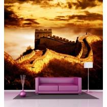 Sticker mural muraille de Chine H 2,6 x L 2,7 mètre