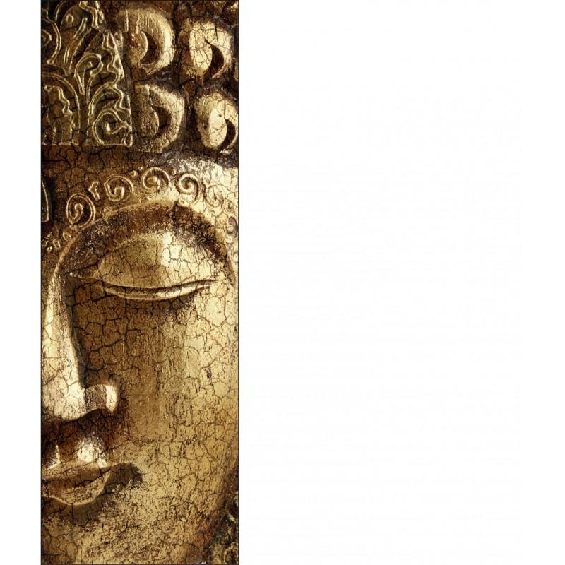 Papier peint lé unique Bouddha - Art Déco Stickers