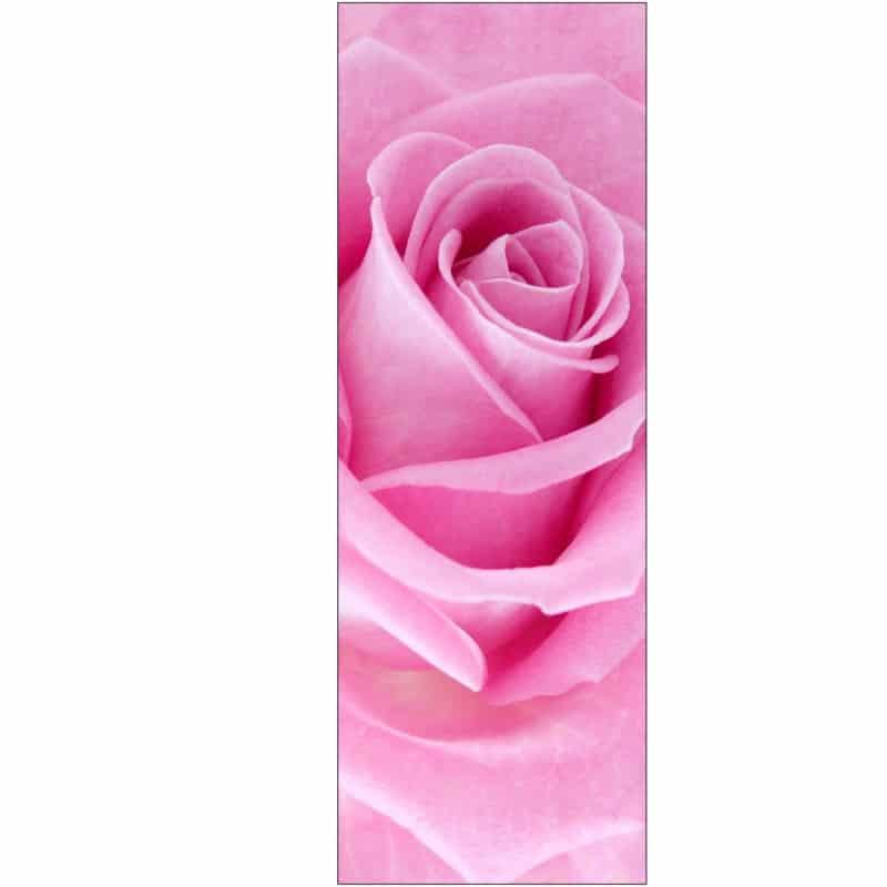 Papier peint l unique rose art d co stickers for Papier peint le unique
