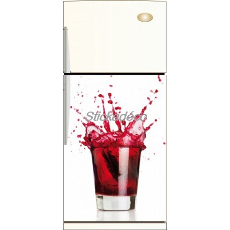 Sticker frigidaire Grenadine