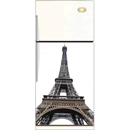 Sticker frigo Tour Eiffel - ou Magnet frigo