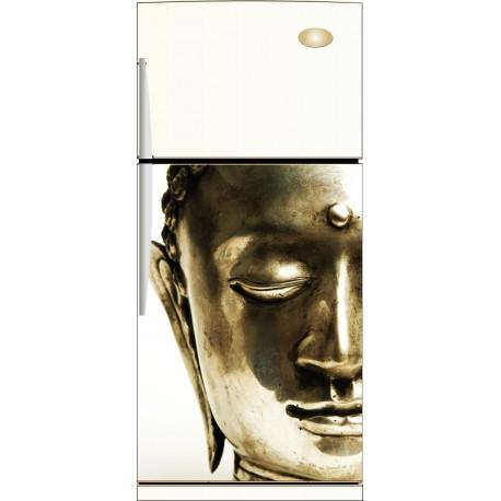 Sticker frigo Bouddha - ou Magnet frigo