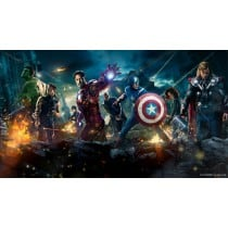 Stickers enfant Avengers