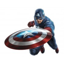 Stickers Capitain América Avengers
