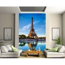 Stickers mural géant Tour Eiffel