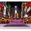 Papier peint grand format New York Taxi 2,5x3,6 m