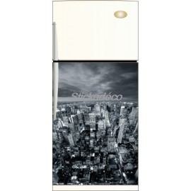 Sticker frigo, sticker frigidaire New York