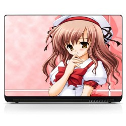 Stickers pc ordinateur portable Manga