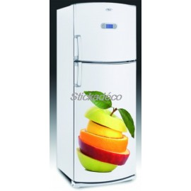 Sticker frigidaire frigo Fruit