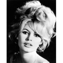 Stickers ou Affiche poster Brigitte Bardot 39x24cm