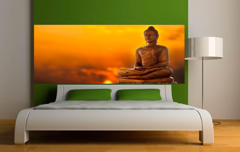 bouddha deco maison. Black Bedroom Furniture Sets. Home Design Ideas