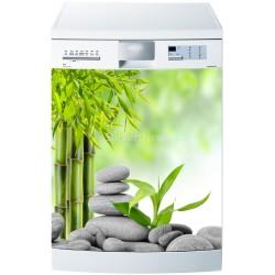 Stickers Lave Vaisselle Galets - ou magnet lave vaisselle