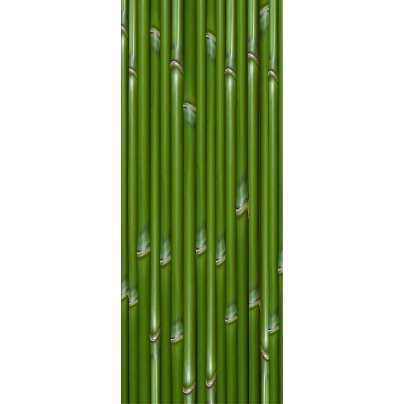 Papier peint l unique bambou art d co stickers for Papier peint le unique