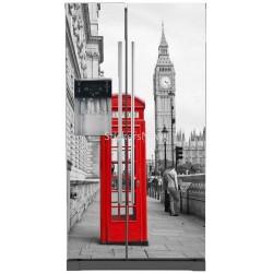 Sticker frigo américain Londres
