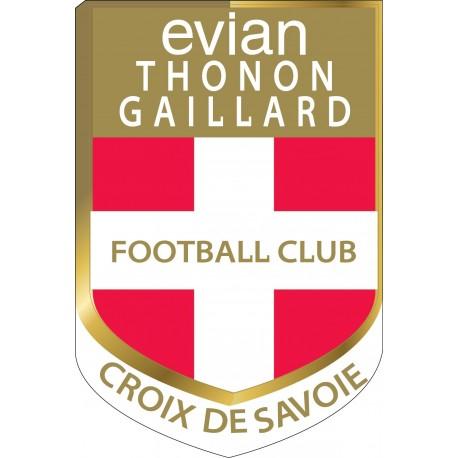 Stickers foot Evian Thonon Gaillard FC ETG