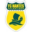Stickers foot Autocollant Football Fc Nantes
