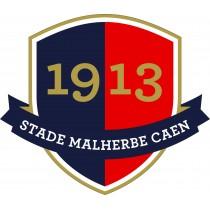 Stickers foot Autocollant SM Caen