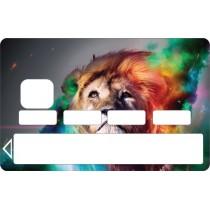 Stickers Carte bleue - Carte bancaire - CB