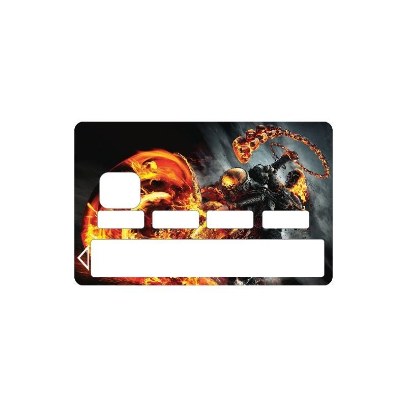 stickers carte bleue carte bancaire cb art d co stickers. Black Bedroom Furniture Sets. Home Design Ideas