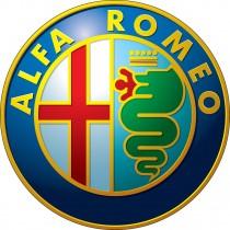 Stickers autocollant Logos Emblème Alfa Roméo