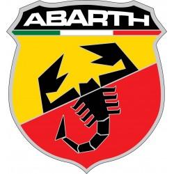 Stickers autocollant Logos Emblème Abarth