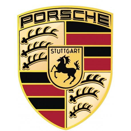 Stickers autocollant Logos Emblème Porsche
