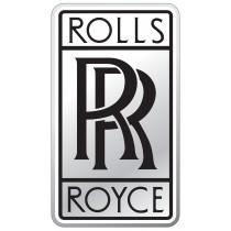 Stickers autocollant Logos Emblème Rolls Royce