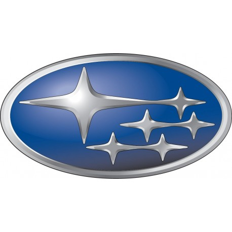 Stickers autocollant Logo Emblème Subaru