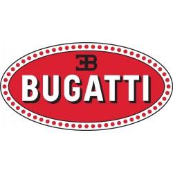 Stickers autocollant Logo Emblème Bugatti