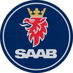 Stickers autocollant Logos Emblème Saab