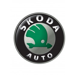Stickers autocollant Logos Emblème Skoda