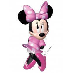 Stickers enfant géant Minnie