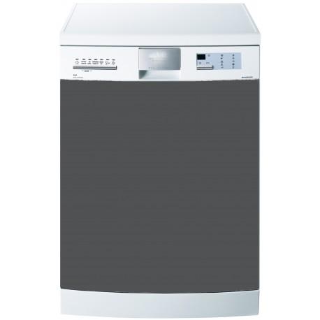 stickers lave vaisselle uni couleur gris art d co stickers. Black Bedroom Furniture Sets. Home Design Ideas