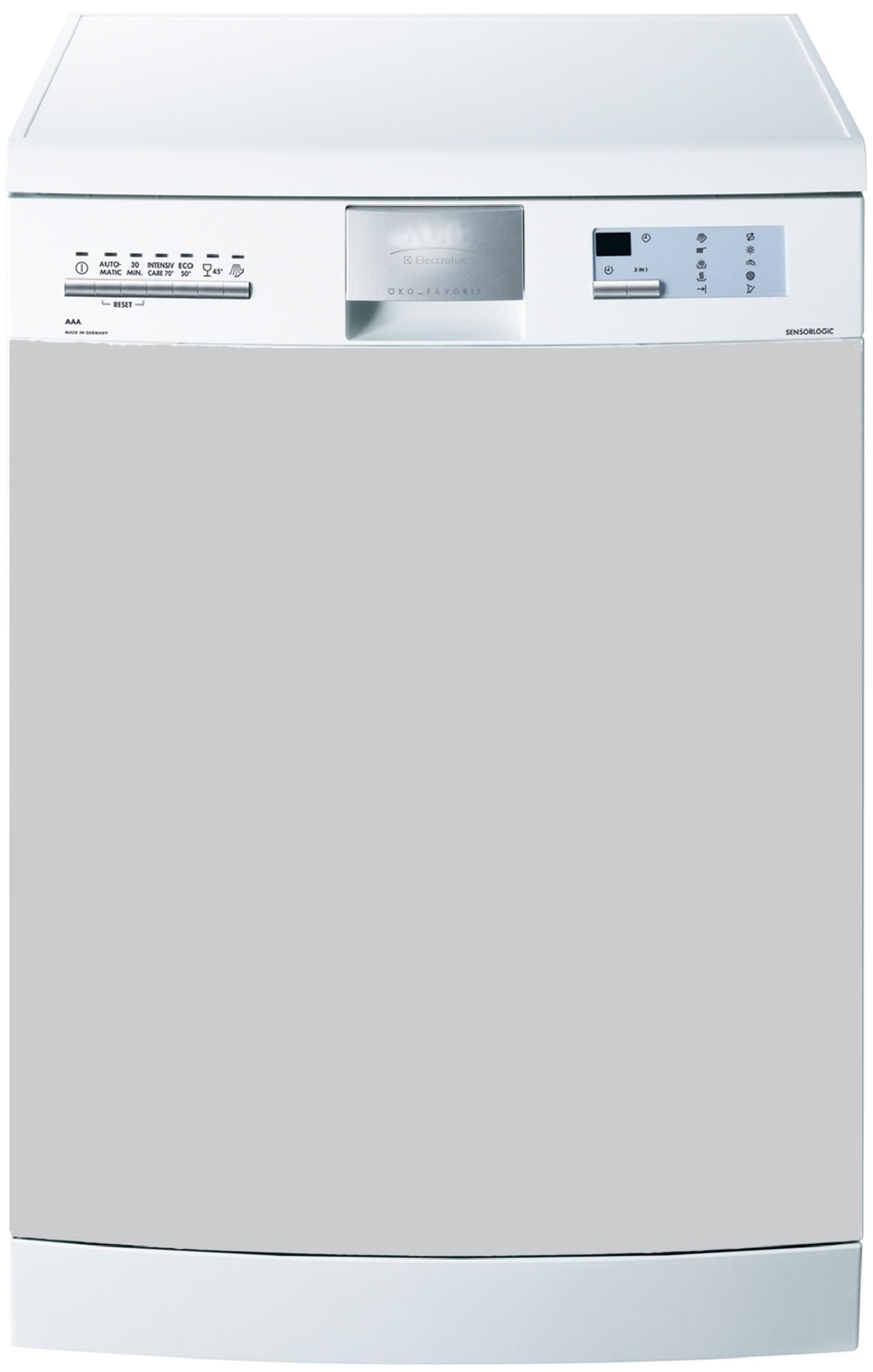 Lave Linge Couleur Gris stickers lave vaisselle uni couleur gris clair - art déco